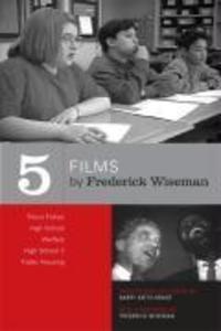 Five Films by Frederick Wiseman als Taschenbuch