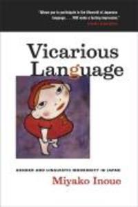 Vicarious Language als Buch
