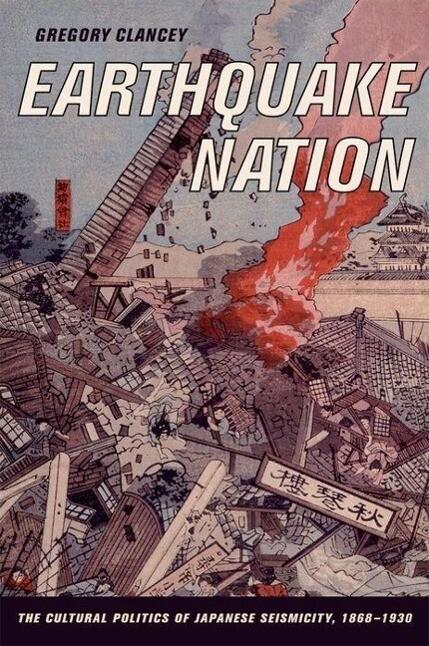 Earthquake Nation als Buch