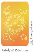 Energiesymbolkarte Erfolg & Reichtum
