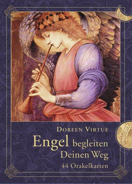 Engel begleiten deinen Weg - 44 Orakelkarten als Spielwaren