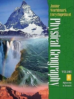 Junior Worldmark Encyclopedia of Physical Geography als Buch