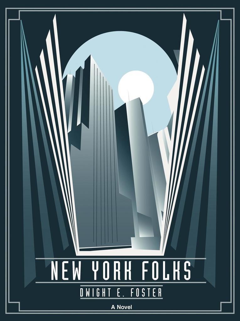 New York Folks als Taschenbuch