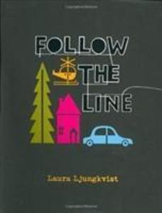 Follow the Line als Buch