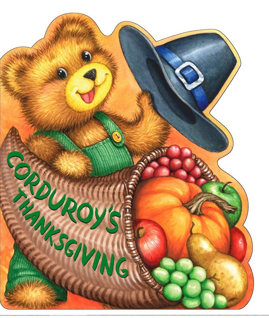 Corduroy's Thanksgiving als Buch