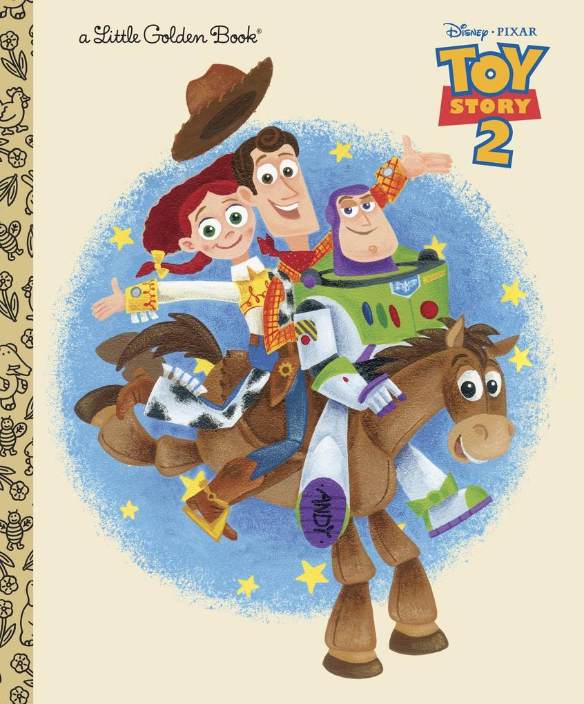 Toy Story 2 als Buch