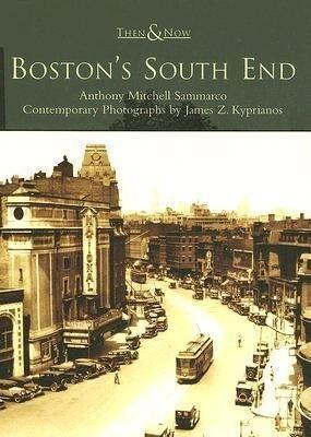 Boston's South End als Taschenbuch