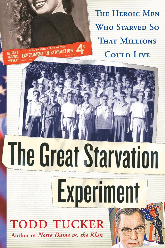 The Great Starvation Experiment als Buch