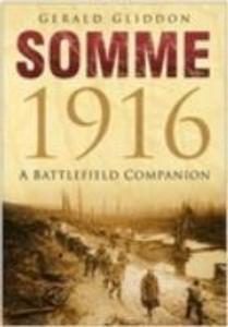Somme 1916 als Buch