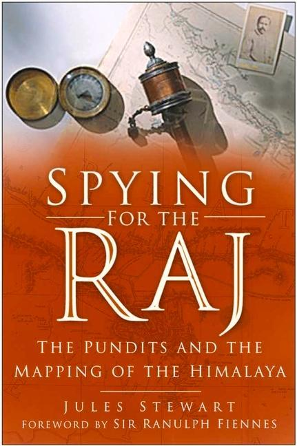 Spying for the Raj als Buch