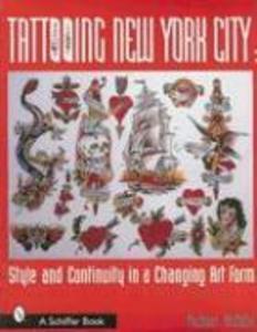 Tattooing New York City als Taschenbuch