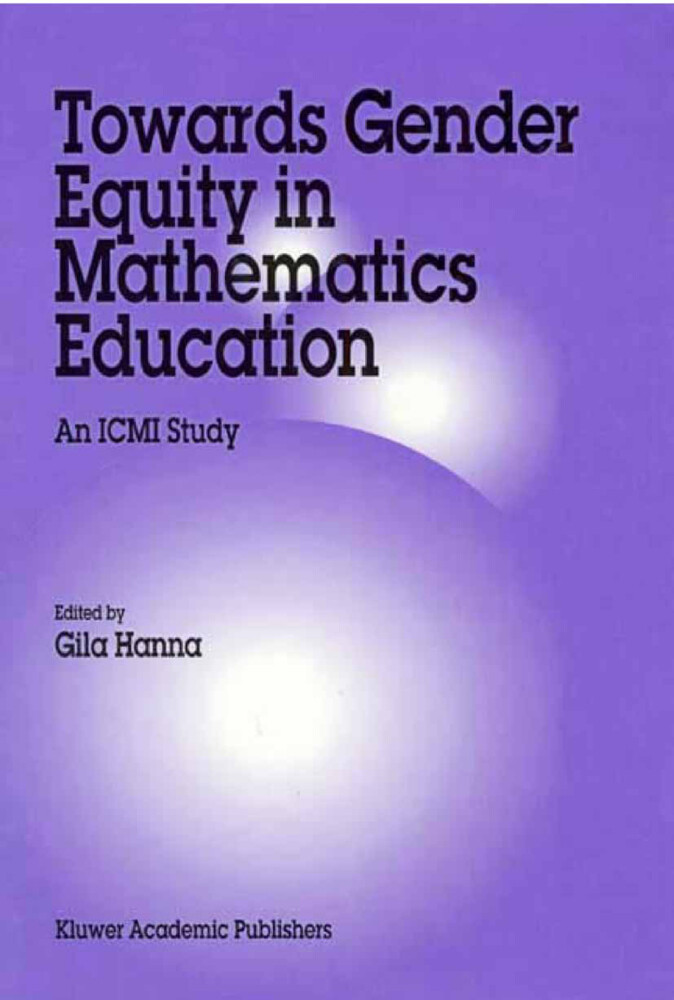 Towards Gender Equity in Mathematics Education als Buch