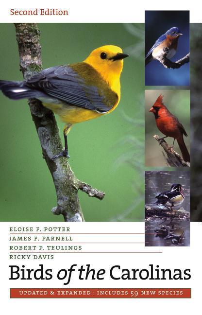 Birds of the Carolinas als Taschenbuch