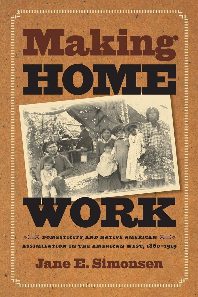 Making Home Work als Taschenbuch