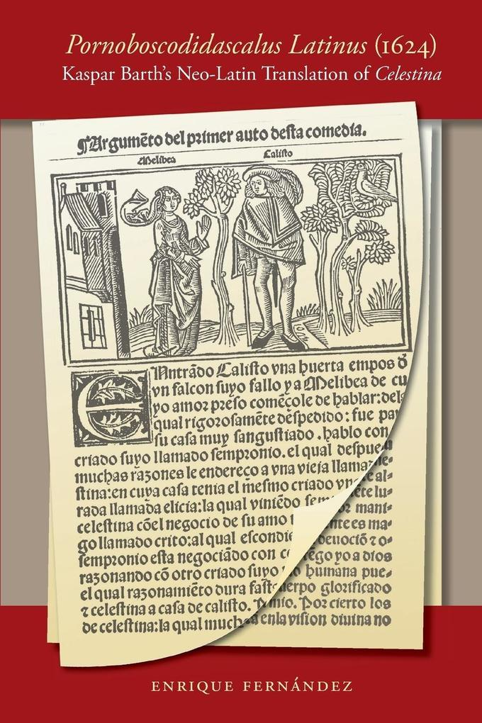 Pornoboscodidascalus Latinus (1624) als Taschenbuch