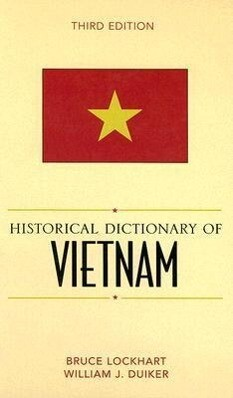 Historical Dictionary of Vietnam als Buch