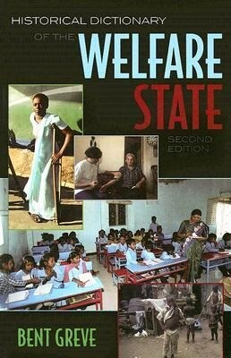 Historical Dictionary of the Welfare State als Buch