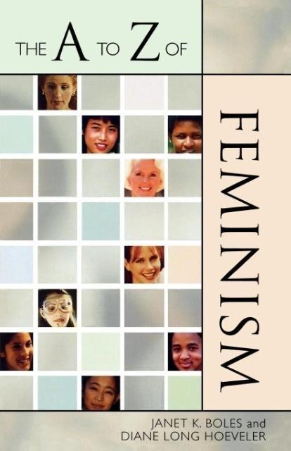 The A to Z of Feminism als Taschenbuch