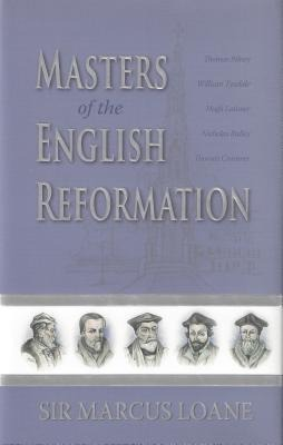 Masters of the English Reformation als Buch