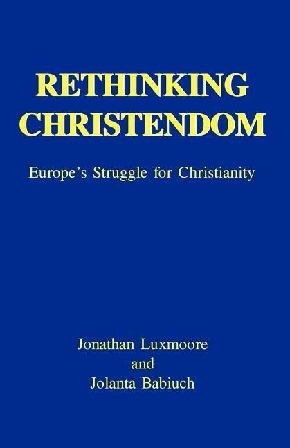 Rethinking Christendom als Taschenbuch