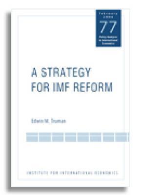 STRATEGY FOR IMF REFORM als Taschenbuch