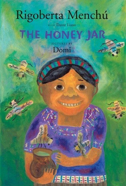 The Honey Jar als Buch