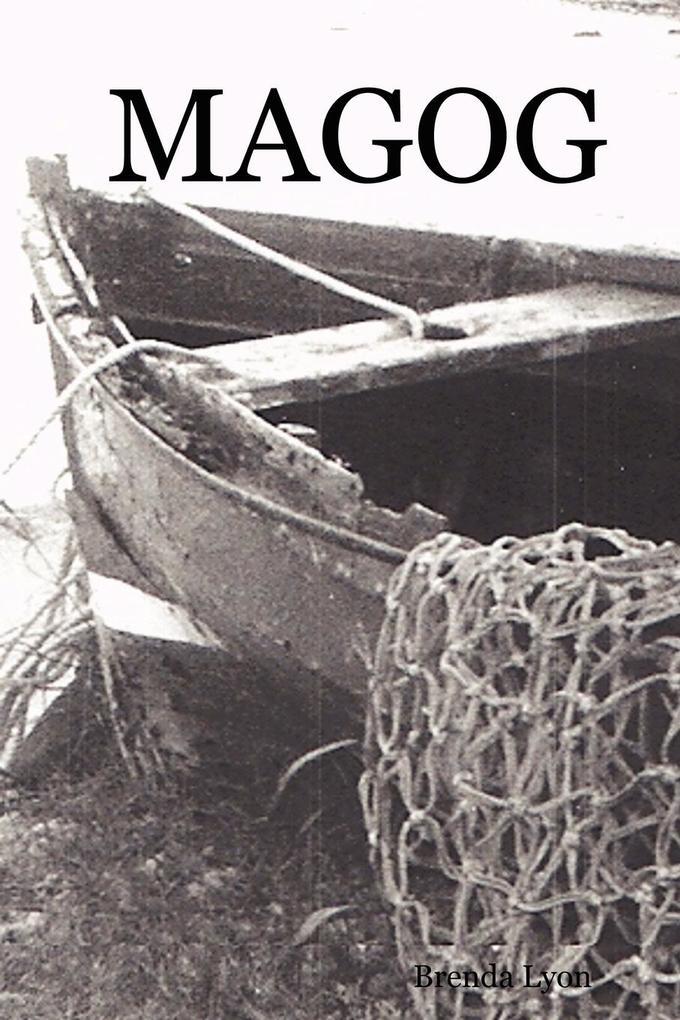 MAGOG als Taschenbuch