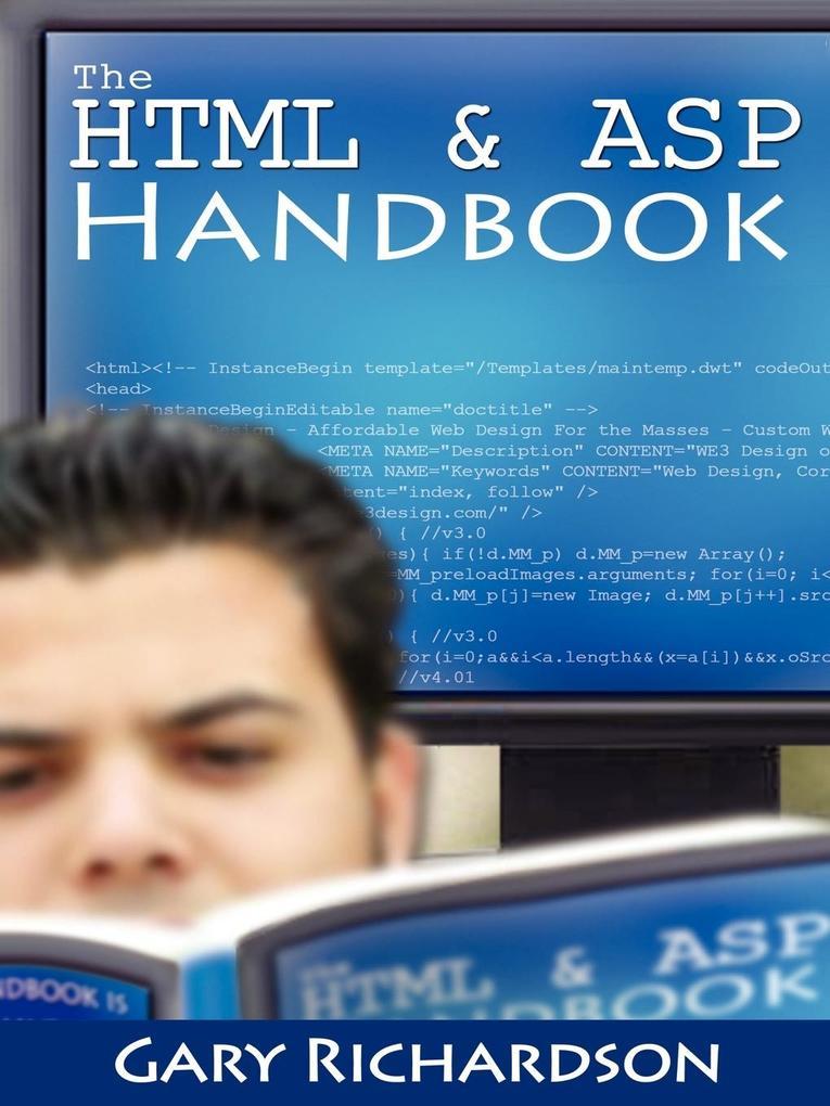 The HTML & ASP Handbook als Taschenbuch von Gar...