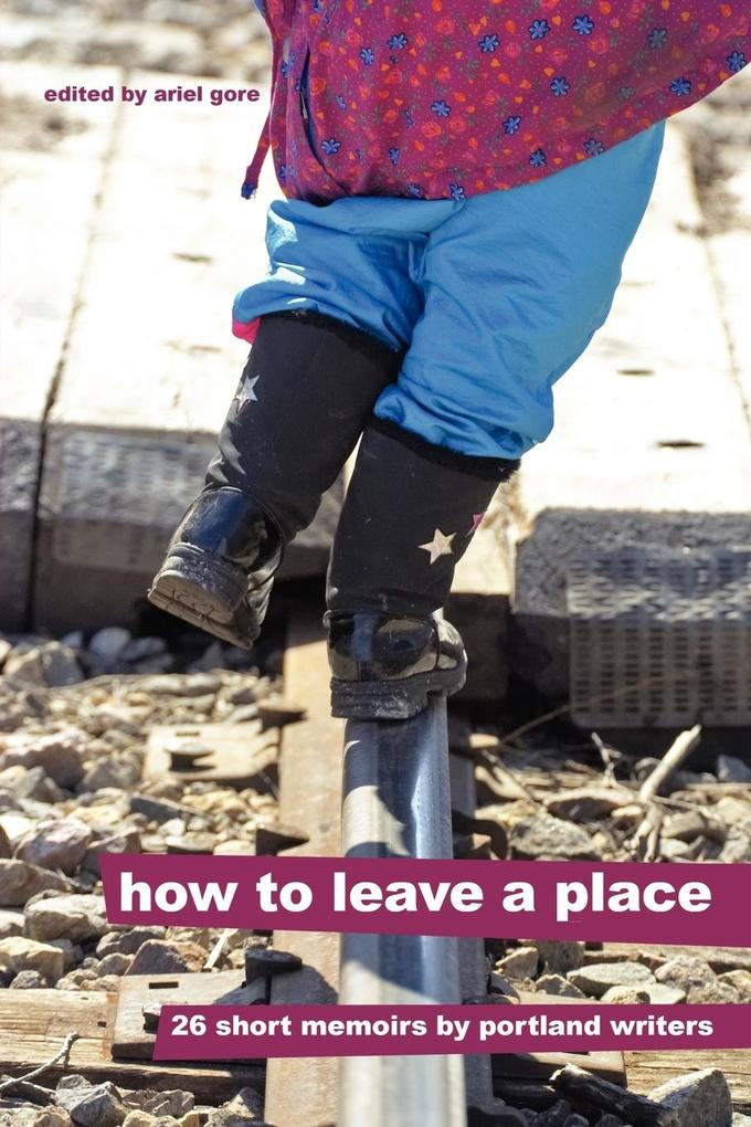 How to Leave a Place als Taschenbuch