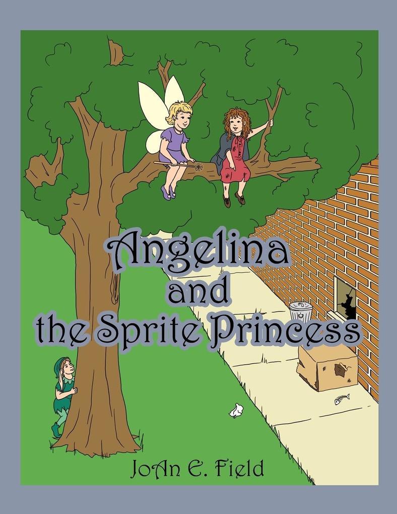 Angelina and the Sprite Princess als Taschenbuch