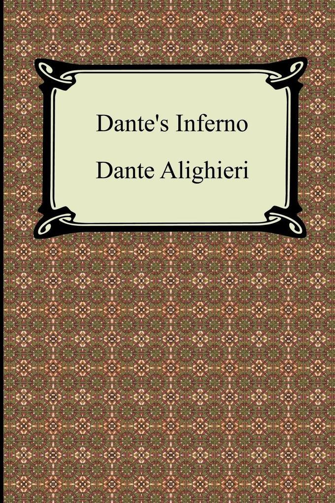 Dante's Inferno (the Divine Comedy, Volume 1, Hell) als Buch
