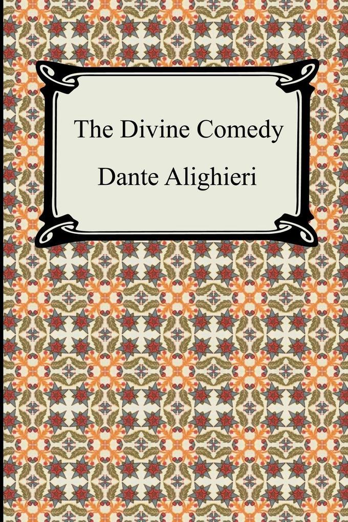 The Divine Comedy als Taschenbuch