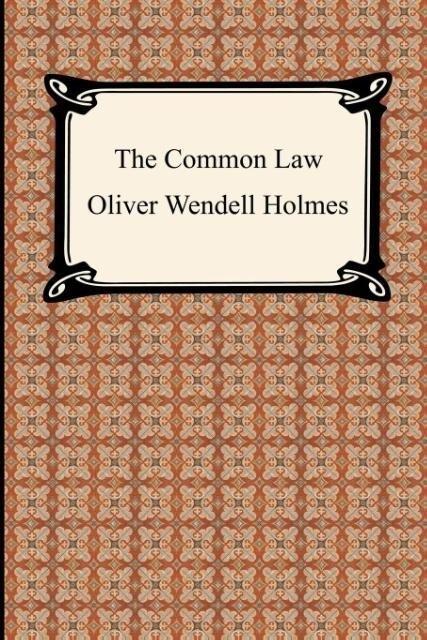 The Common Law als Taschenbuch