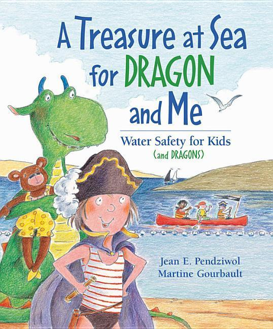 Treasure at Sea for Dragon and Me: Water Safety for Kids (and Dragons) als Taschenbuch