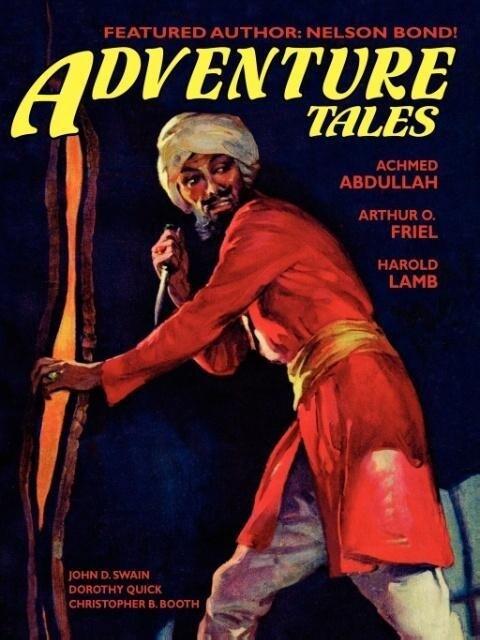 Adventure Tales #2 als Taschenbuch