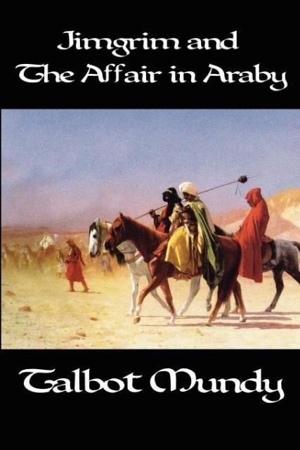 Jimgrim and the Affair in Araby als Taschenbuch