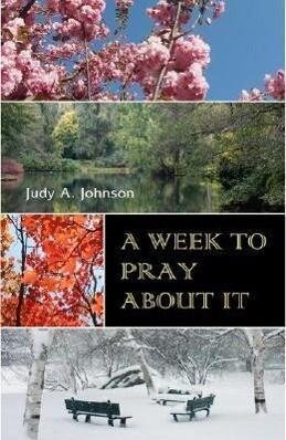 A Week to Pray about It als Taschenbuch