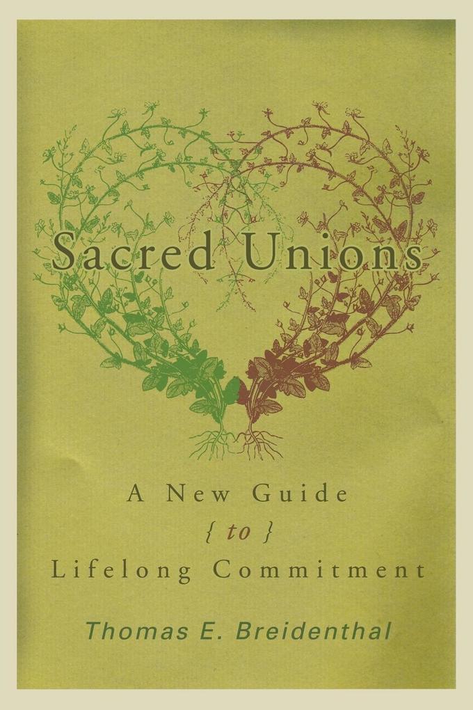 Sacred Unions als Taschenbuch
