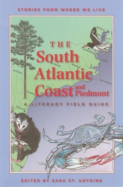 The South Atlantic Coast and Piedmont als Taschenbuch