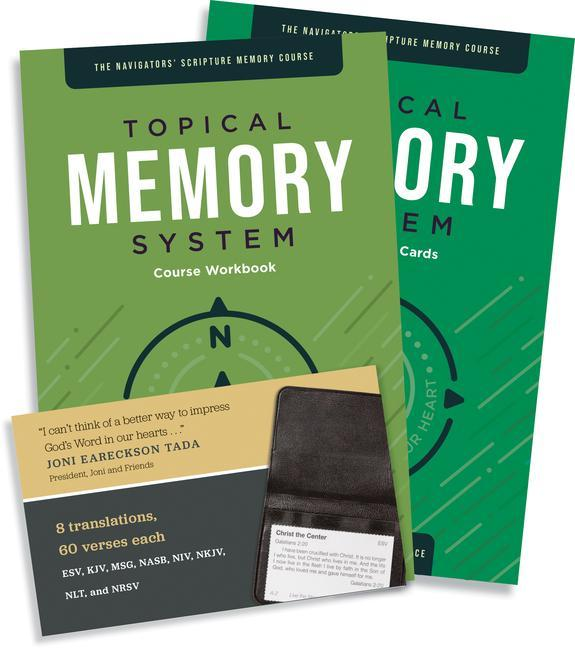 Topical Memory System als Taschenbuch