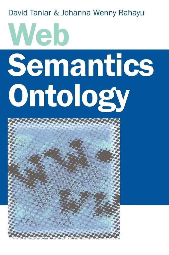 Web Semantics Ontology als Buch