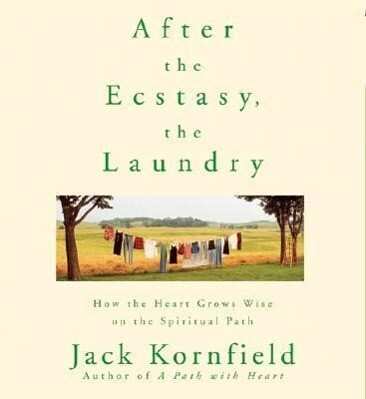 After the Ecstasy, the Laundry: How the Heart Grows Wise on the Spiritual Path als Hörbuch