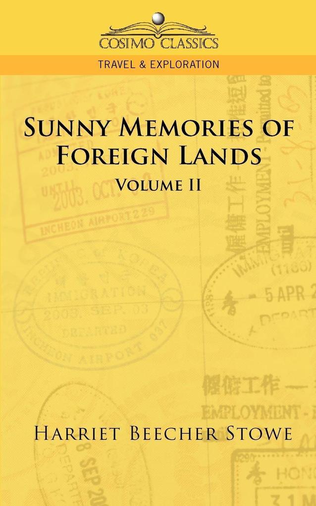 Sunny Memories of Foreign Lands - Vol. 2 als Taschenbuch