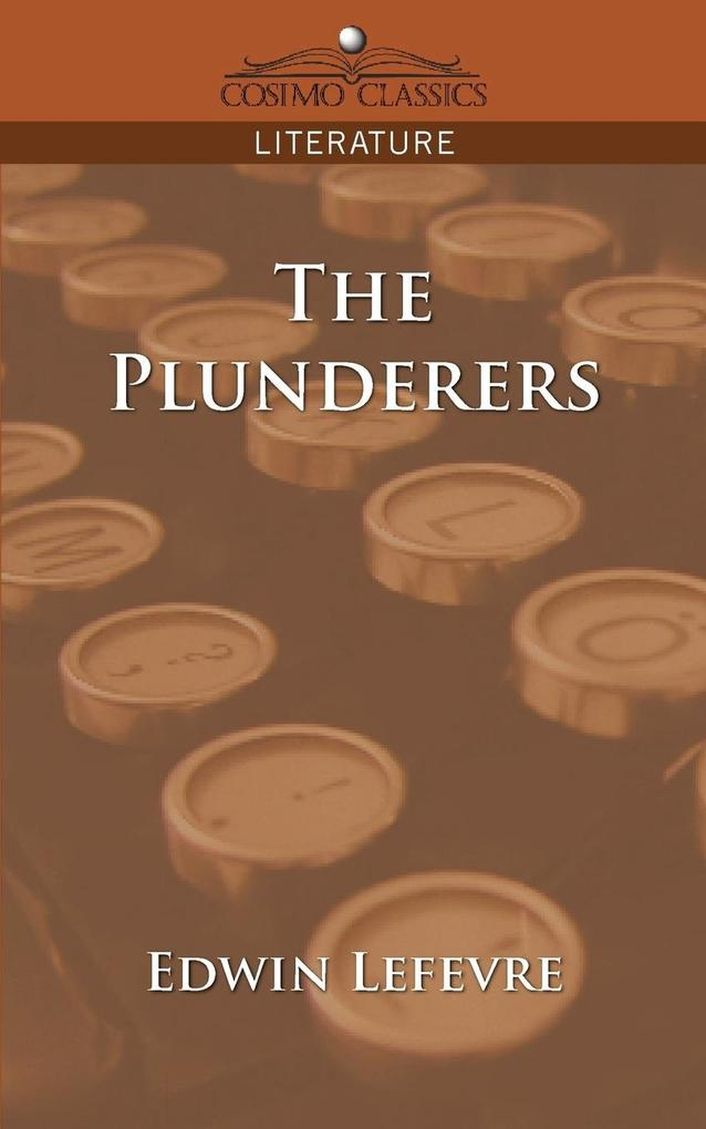 The Plunderers als Buch