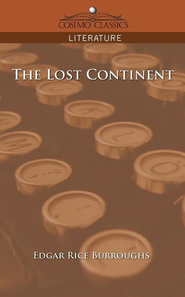 The Lost Continent als Taschenbuch