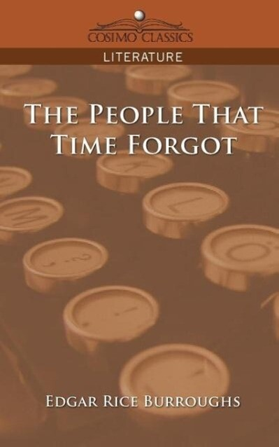 The People That Time Forgot als Taschenbuch