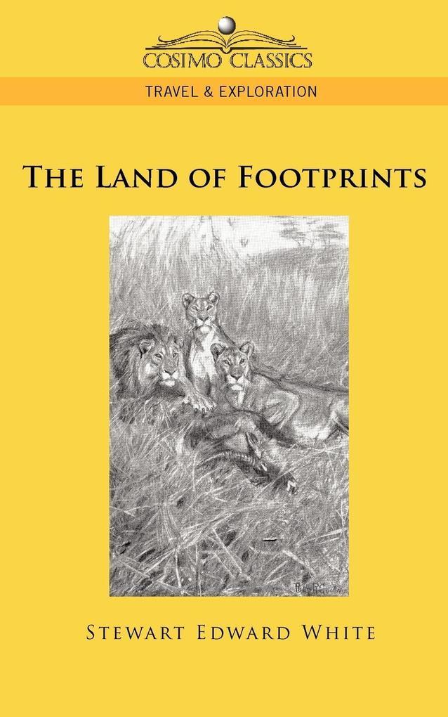 The Land of Footprints als Taschenbuch