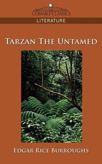Tarzan the Untamed als Taschenbuch