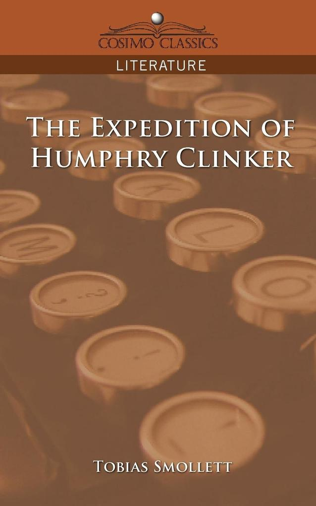 The Expedition of Humphry Clinker als Taschenbuch