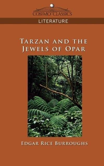 Tarzan and the Jewels of Opar als Taschenbuch